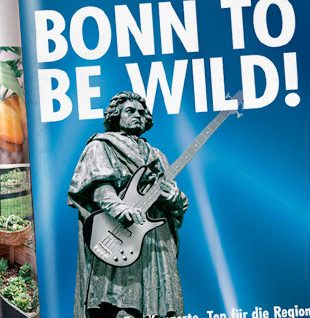 Der Ticketservice – Bonn to be wild