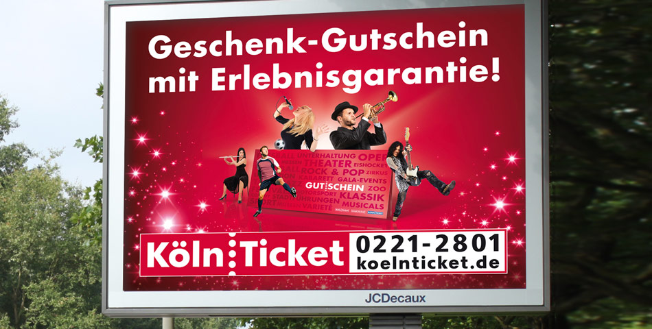 Der Ticketservice